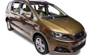 Seat Alhambra 2.0 TDI 130kW Style 4Drive DSG