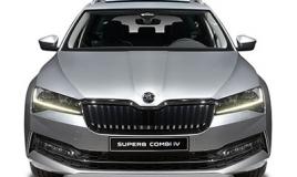 Skoda Superb Combi Active Neuwagen mit Rabatt günstig kaufen