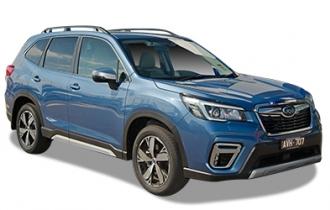 Beispielfoto: Subaru Forester