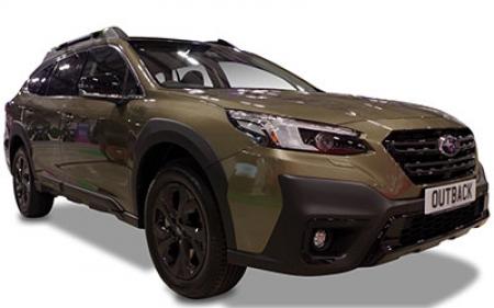 Beispielfoto: Subaru Outback