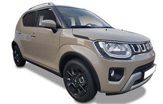 Beispielfoto: Suzuki Ignis