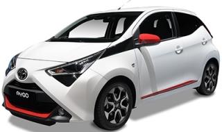 Toyota AYGO 1,0-l-VVT-i x