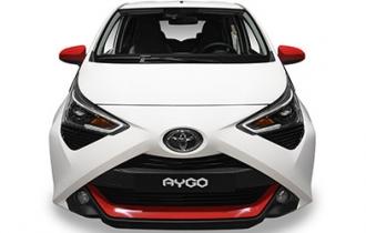 Beispielfoto: Toyota AYGO