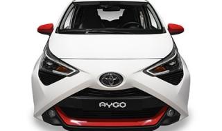 Toyota AYGO 1,0-l-VVT-i x-play x-shift