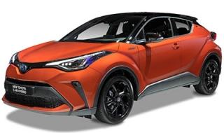 Toyota C-HR 2.0-l-VVTi Hybrid Orange Edition