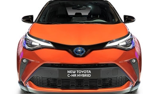 Toyota C-HR 1.2-l-Turbo Flow