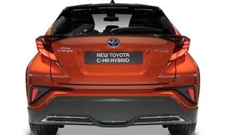 Toyota C-HR 1.8-l-VVTi Hybrid Style Selection