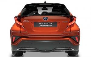 Toyota C-HR Neuwagen online kaufen