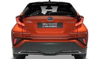 Toyota C-HR 1.8-l-VVTi Hybrid Lounge