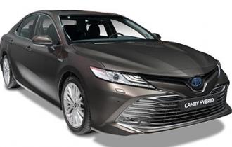 Beispielfoto: Toyota Camry
