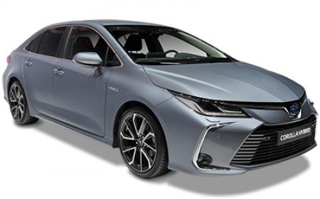 Beispielfoto: Toyota Corolla