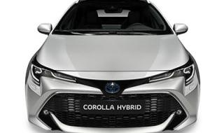 Toyota Corolla 2,0 Hybrid Comfort Touring Sports