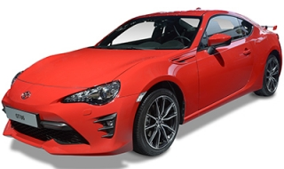 Toyota GT86 PURE 2,0-l-Boxermotor