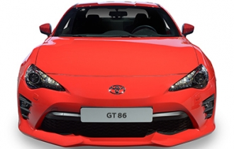 Beispielfoto: Toyota GT86