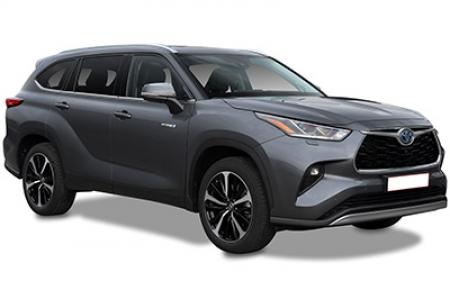 Beispielfoto: Toyota Highlander