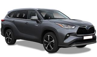 Toyota Highlander 2.5-l Hybrid Executive