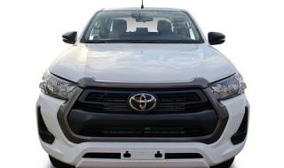 Toyota Hilux 4x2 Single Cab 2.4 D-4D Duty