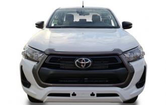 Beispielfoto: Toyota Hilux