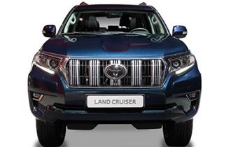 Beispielfoto: Toyota Land Cruiser