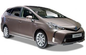 Beispielfoto: Toyota Prius+