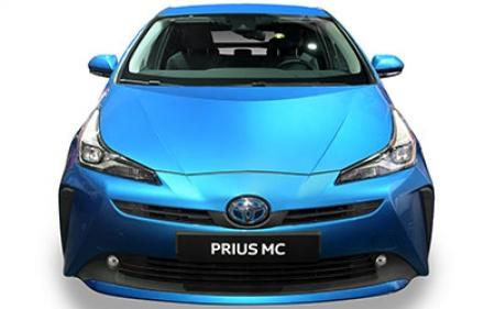 Beispielfoto: Toyota Prius