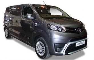 Beispielfoto: Toyota Proace