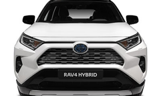 Toyota RAV4 2.5 Plug-In Hybrid Auto AWD