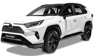 Toyota RAV4 2.5 Hybrid Auto