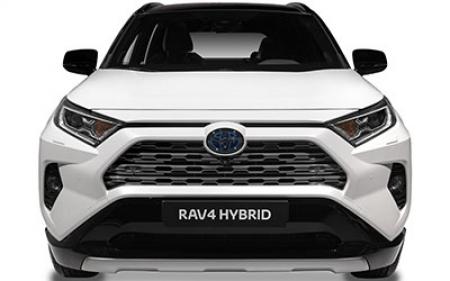 Beispielfoto: Toyota RAV4