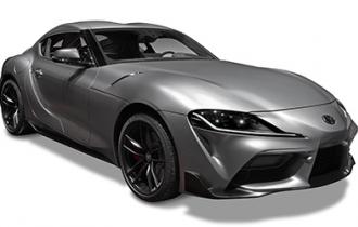 Beispielfoto: Toyota Supra