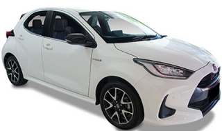 Toyota Yaris 1.5-l-VVT-i Comfort