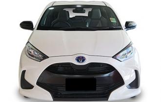 Beispielfoto: Toyota Yaris