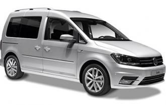 Beispielfoto: VW Caddy