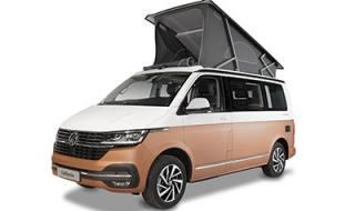 VW California 2,0 TDI 81kW BMT Beach Camper