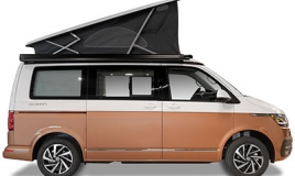 VW California 2,0 TDI 110kW BMT Coast