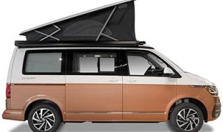 VW California 2,0 TDI 110kW BMT Beach Tour