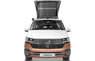 Beispielfoto: VW California