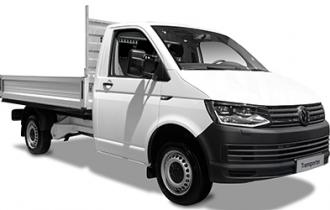 Beispielfoto: VW Crafter