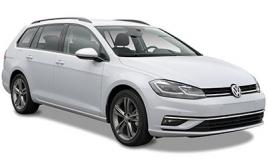 VW Golf 1.6 TDI SCR Trendline Variant