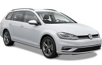 Beispielfoto: VW Golf