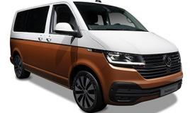 VW Multivan 2,0 TDI 110kW BMT 4MO DSG Cruise