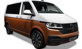 VW Multivan 2,0 TDI 110kW BMT Exclusive