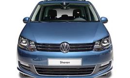 VW Sharan Comfortline Black Style Neuwagen mit Rabatt günstig kaufen