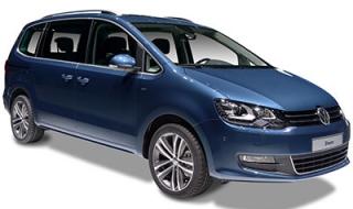 VW Sharan 1.4 TSI OPF DSG Comfortline