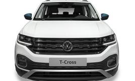 VW T-Cross 1.0 TSI OPF 85kW Style