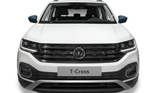 VW T-Cross 1.0 TSI OPF Life