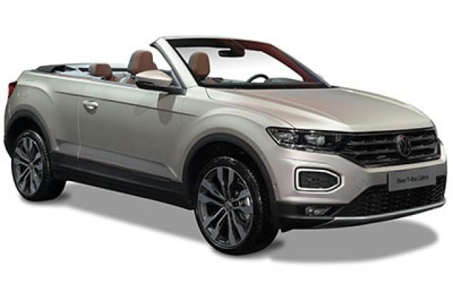 VW T-Roc Cabrio Style Neuwagen mit Rabatt günstig kaufen