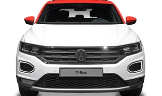 VW T-Roc 1.6 TDI SCR
