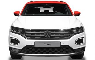 Beispielfoto: VW T-Roc