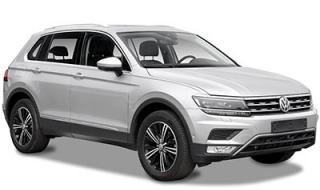 VW Tiguan 2.0 TDI SCR DSG 4MOTION Highline